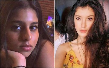 Shah Rukh Khan's Daughter Suhana Khan Shares Gorgeous Pictures Of Herself And Her Bestie Shanaya Kapoor Is Mesmerised