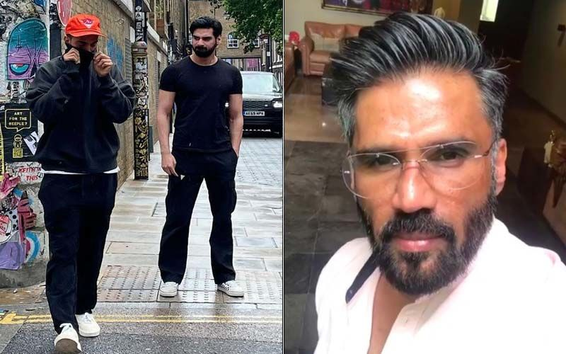 Suniel Shetty Calls Son Ahan And Daughter Athiya's Rumoured Beau KL Rahul His 'Love And Strength'; Does This Confirm The Rumours?