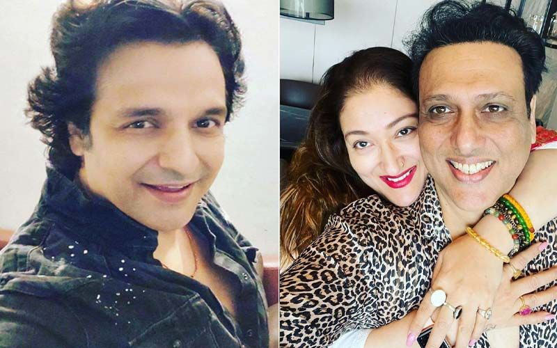 Govinda's Nephew Vinay Anand Talks About His Relationship With 'Sunita Maami' Amid Family Feud; 'She Is Like A Mother Figure To Me'