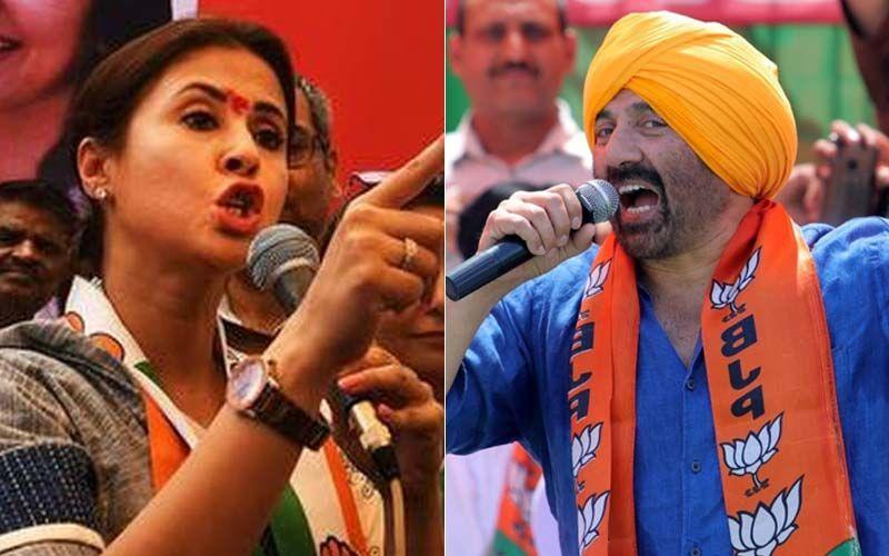 Lok Sabha Elections 2019 Results: Urmila Matondkar Trailing, Sunny Deol Takes A Big Lead