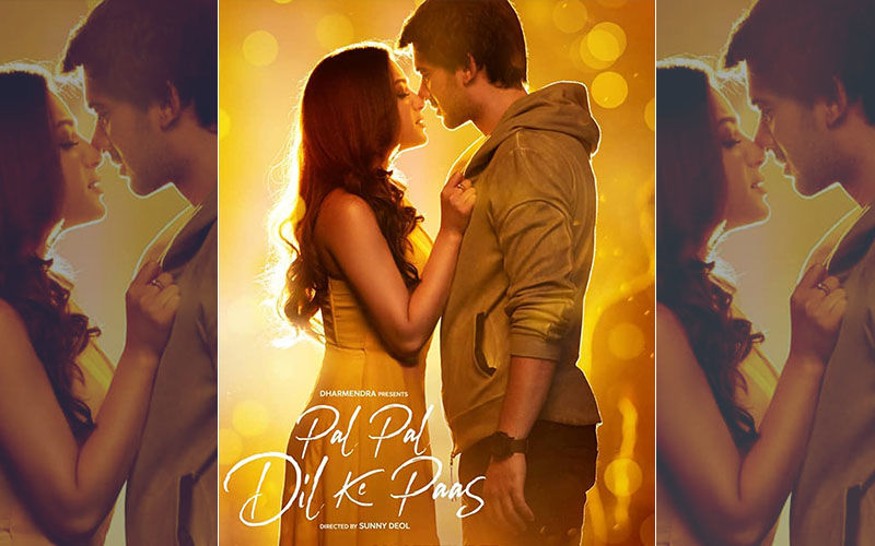 Pal Pal Dil Ke Paas Title Track Out: Sunny Deol's Son Karan Deol And Sahher Bamba Are All About Mush