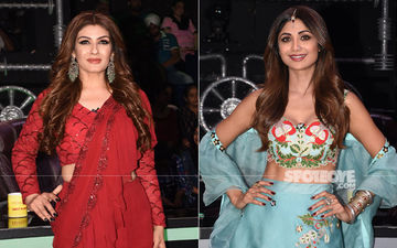 Super Dancer 3: 90s Queens Shilpa Shetty-Raveena Tandon Enthrall The Audience