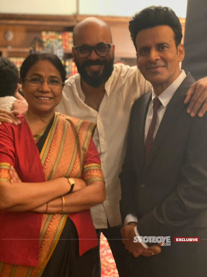 Suparn Verma Co-Director Of The Family Man Season 2 Calls Manoj Bajpayee 'The Most Secure Actor' - EXCLUSIVE
