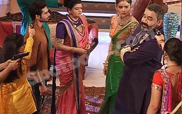 TV SPOILER: Suraj Makes Imli Aims Her Gun At Kamal Narayan In Udaan