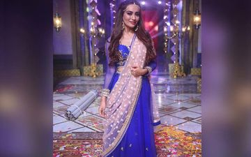 Kumkum Bhagya's Surbhi Jyoti Shares The Challenges She Faced While Performing Kathak With Diyas In Hand For Diwali Special Episode