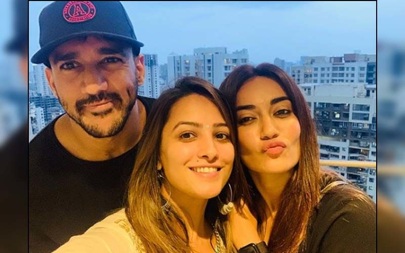 Rohit Reddy Drops Hilarious Comment On Anita Hassanandani's Latest Instagram Video With BFF Surbhi Jyoti; Says 'I Know Half Of Your TV Gossip'
