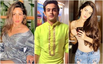 Happy New Year 2021: Surbhi Chandna, Jigyasa Singh, Pravisht Mishra Open Up On The Kind Of Adventure That 2020 Was