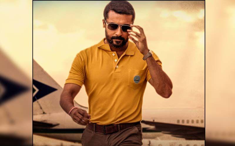Suriya Starrer Soorarai Pottru Sets World Record As Film Ranks Third On The Global IMDb List With Highest Ratings