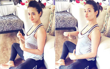 Surveen Chawla Puts Out Post-Pregnancy Pictures