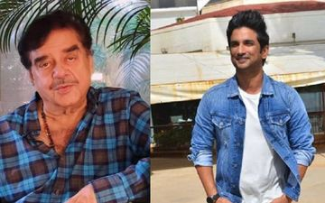 After Sonakshi Sinha Deactivates Her Twitter Account, Shatrughan Sinha Remembers Late Sushant Singh Rajput; Says 'A Talented Actor Gone Too Soon'