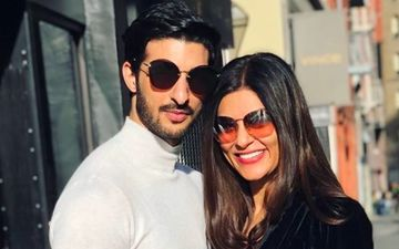 Sushmita Sen And Rohman Shawl Celebrate 2 Years Of Togetherness; Shares A Stylish Photo Of The Time 'When Sush Met Her Rooh' On Their Anniversary