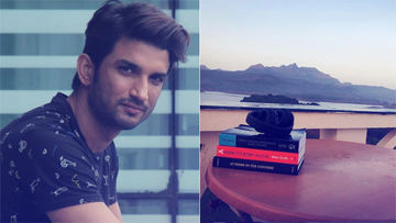 Video: Sushant Singh Rajput Is Enjoying Monsoons From The Balcony Of His New Lonavla House