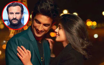 Sushant Singh Rajput's Kizie Aur Manny Is Now Dil Bechara And Has Saif Ali Khan Too In It