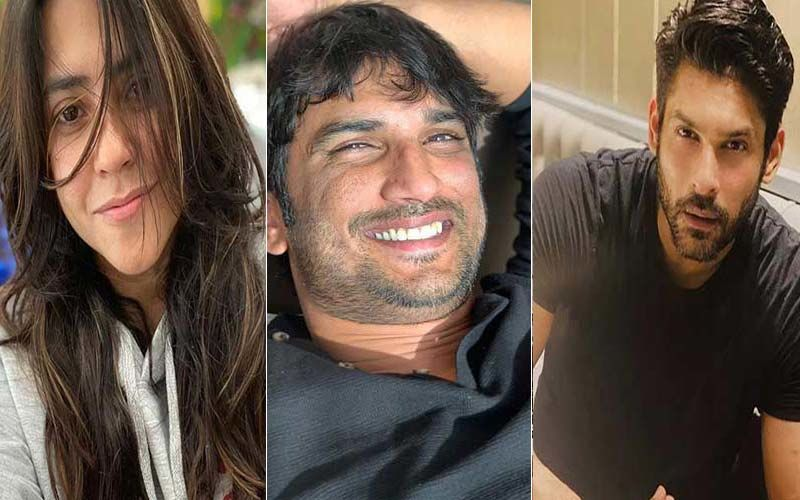 Ekta Kapoor Pens An Emotional Note As She Mourns Sidharth Shukla's Demise; Also Remembers Sushant Singh Rajput And Says, 'Two Young Dynamos And A Fate Unplanned'