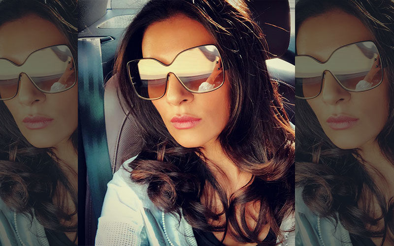 "Sushmita Sen Ready For ""Round 2""; Shares A Post Announcing Her Comeback"