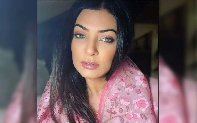 Sushmita Sen Gives A Befitting Reply To A Twitter User Who Criticised Her For Sending Oxygen Cylinders To Delhi From Mumbai