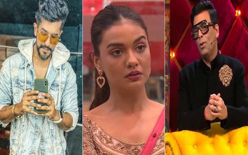 Bigg Boss OTT: Suyyash Rai Supports Divya Agarwal; Calls Karan Johar 'Loser' And Says 'Filmein Banao, Wahi Tak Theek Hai'