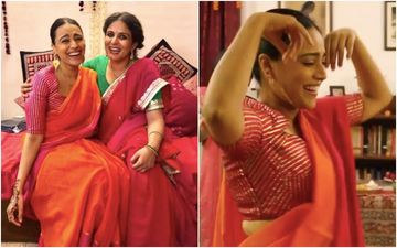 Swara Bhasker Finds 'Some Joy In This Pandemic Ka Mahaul' As She Celebrates ALockdown Wedding Ceremony With Family – See Pics