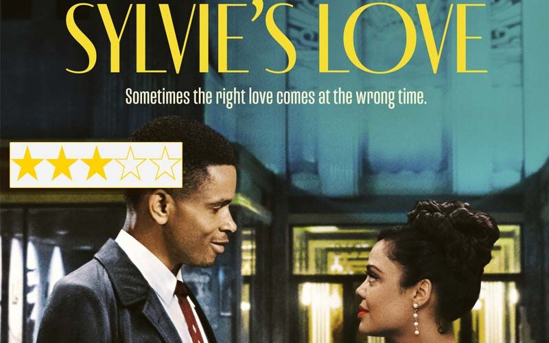 Sylvie's Love Movie Review: Starring Tessa Thompson And Nnamdi Asomugha This Romance Drama Is Old Fashioned And Nostalgic