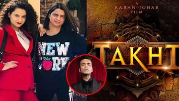 Rangoli Slams Writer Of Karan Johar's Takht For His Political Views; Says KJO Is 'Bringing Invasion'