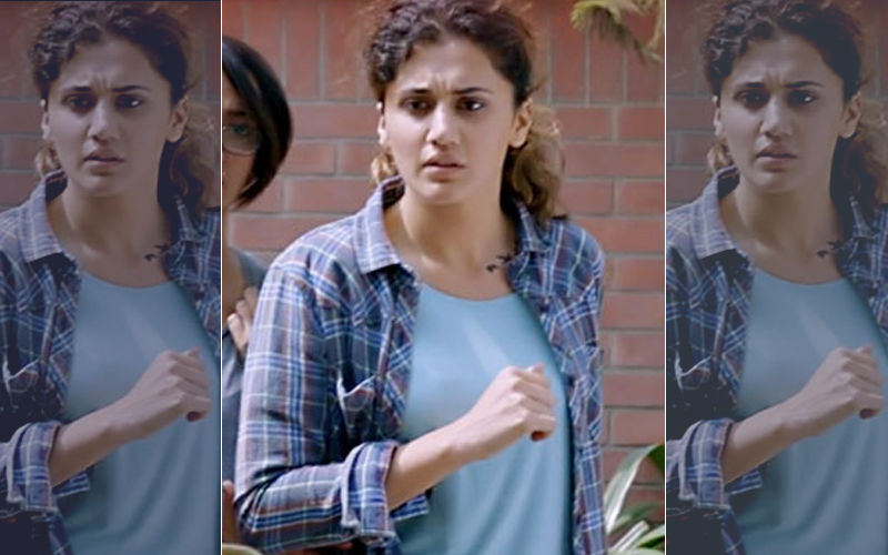 "Taapsee Pannu Replaced Overnight In Pati, Patni Aur Woh Remake; Actress Is ""Disheartened"" And ""Demands An Answer"""
