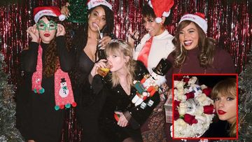 Taylor Swift's 30th Christmas-Themed Birthday Bash Was All About Stars, 'Fur' Cake And A Hell Lot Of Fun – PICS