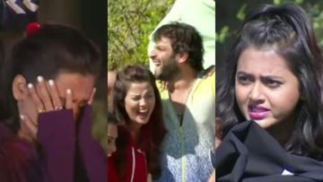 Khatron Ke Khiladi 10: Tejasswi Prakash Breaks Down; Rohit Shetty And Others Pull A Hilarious Prank On Her – VIDEO