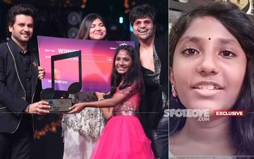 Sa Re Ga Ma Pa Li'l Champs Winner Aryananda Babu Wants To Buy A House With The Prize Money; Says, 'We Live In A Rented House' - EXCLUSIVE VIDEO