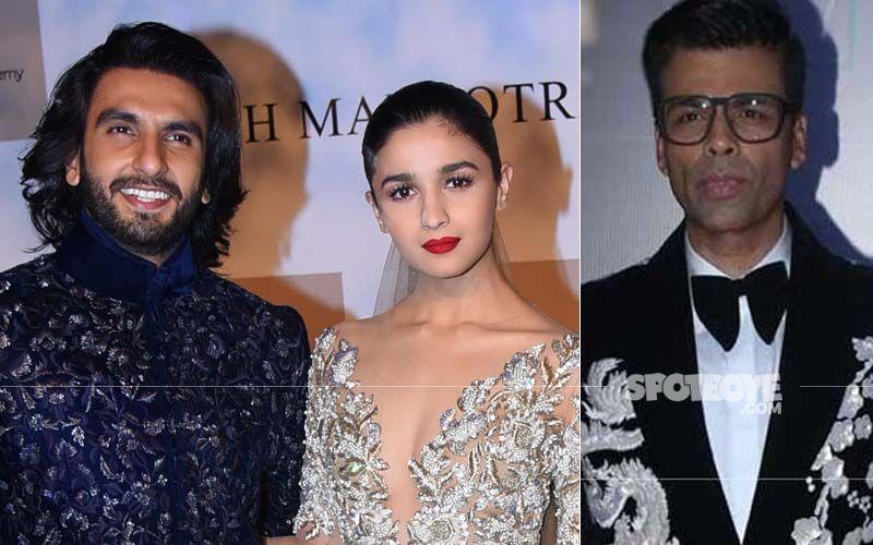 Karan Johar Returns To Direction; Ranveer Singh And Alia Bhatt To Feature In Rocky Aur Rani Ki Prem Kahani