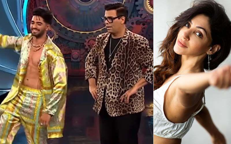 Bigg Boss OTT: Zeeshan Khan's Rumoured Girlfriend Reyhna Pandit Stands Up For Him; Calls Karan Johar's Treatment Towards Him 'Unfair'