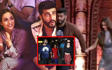 Arjun Kapoor-Malaika Arora's Frequent Appearances Together Are Raising Eyebrows!