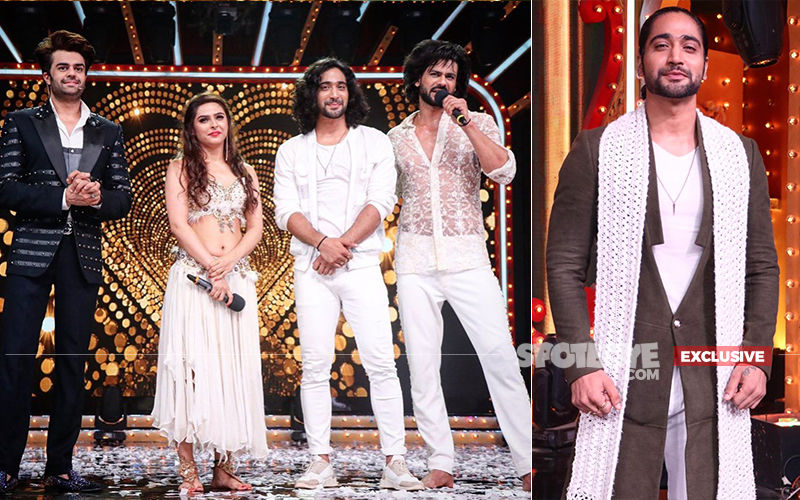 Nach Baliye 9: Madhurima Tuli-Vishal Singh's Choreographer, Sanam Johar Walks Out Of The Show- EXCLUSIVE