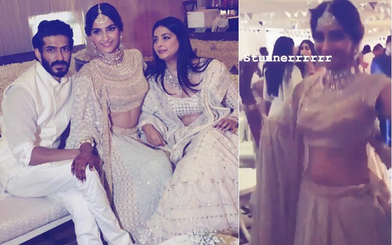 Inside Video: Bride-To-Be Sonam Kapoor Grooves At Her Mehendi Ceremony