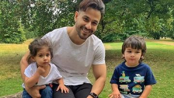 Taimur Ali Khan 'Loves Chatting Over Video Calls' With Cousin Inaaya Kemmu, Reveals Kunal Kemmu; Here's What They Talk About