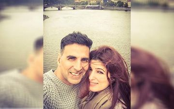 PICTURE PERFECT: Akshay Kumar –Twinkle Khanna's Pics That Are Too Cute To Be Ignored