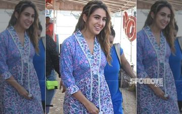 Sara Ali Khan And Her Infectious Smile Will Make Your Sunday Even Better