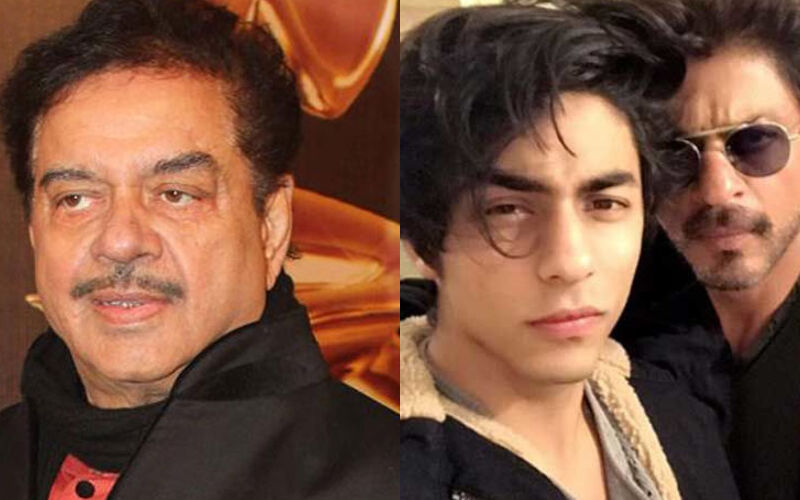 Shatrughan Sinha On Aryan Khan's Arrest: Shah Rukh Khan Is Definitely The Reason Why The Boy Is Being Targeted