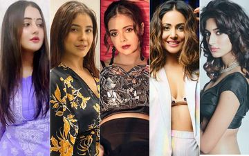 Rashami Desai, Shehnaaz Gill, Devoleena Bhattacharjee, Hina Khan And Erica Fernandes; 5 TV Beauties We Would Love To See Opposite Sidharth Shukla