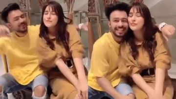 Bigg Boss 13's Shehnaaz Gill And Tony Kakkar Tik Tok To Goa Beach Song; Impressed Fans Ask Them To Date – VIDEO