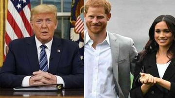 Donald Trump REFUSES To Aid Prince Harry-Meghan Markle, 'US Will Not Pay For Their Security Protection, They Must Pay'