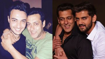 After Sonakshi Sinha Bids Farewell To Twitter, Salman Khan's Brother-In-Law Aayush Sharma And Zaheer Iqbal QUIT Social Media Because Of 'Negativity, Bullying'