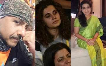 JNU Violence: Taapsee Pannu, Vishal Dadlani And Hansal Mehta Hit Back At BJP Spokesperson Shaina NC; Details Inside