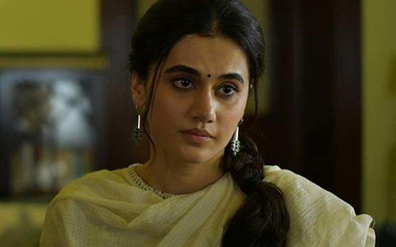 Taapsee Pannu's Film Receives Same Treatment As Deepika Padukone's Chhapaak; #BoycottThappad Trends On Twitter
