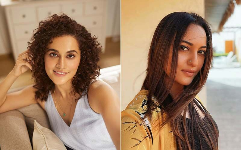 Taapsee Pannu Reacts To Sonakshi Sinha's 'This Whole Star Kid Debate Is Useless' Comment, Cites The Key Difference
