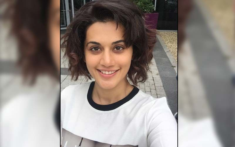 Taapsee Pannu Gives A Classic Reply To A Troll Who Said She Has 'Mard Ki Body': 'Thank You I Really Worked Hard For This Compliment'