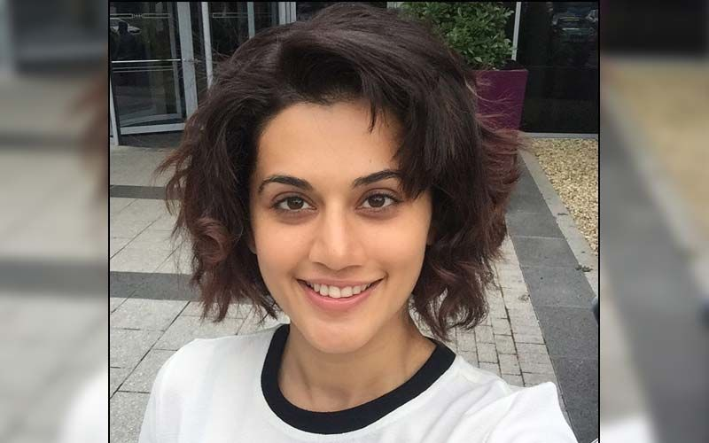 Taapsee Pannu Talks About The 'Power Of Intuition' And Reveals Why She Stayed On Twitter Despite It Being 'One Of The Most Toxic' Social Media Platforms
