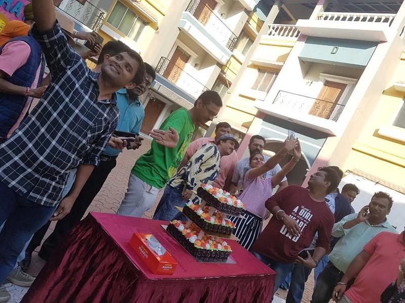 Taarak Mehta Ka Ooltah Chashmah cast and crew celebrate