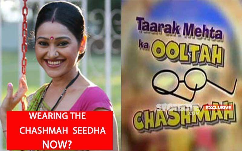 Disha Vakani AKA Dayaben Wants To RETURN To Taarak Mehta Ka Ooltah Chashmah, Contacts Production Team?
