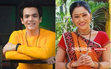 Taarak Mehta Ka Ooltah Chashmah: Disha Vakani Addressed Her On-Screen Son, Tapu By THIS Name- EXCLUSIVE