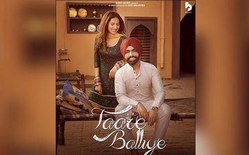 Taare Balliye Starring Ammy Virk, Sargun Mehta Crosses 10 Million Views On YouTube